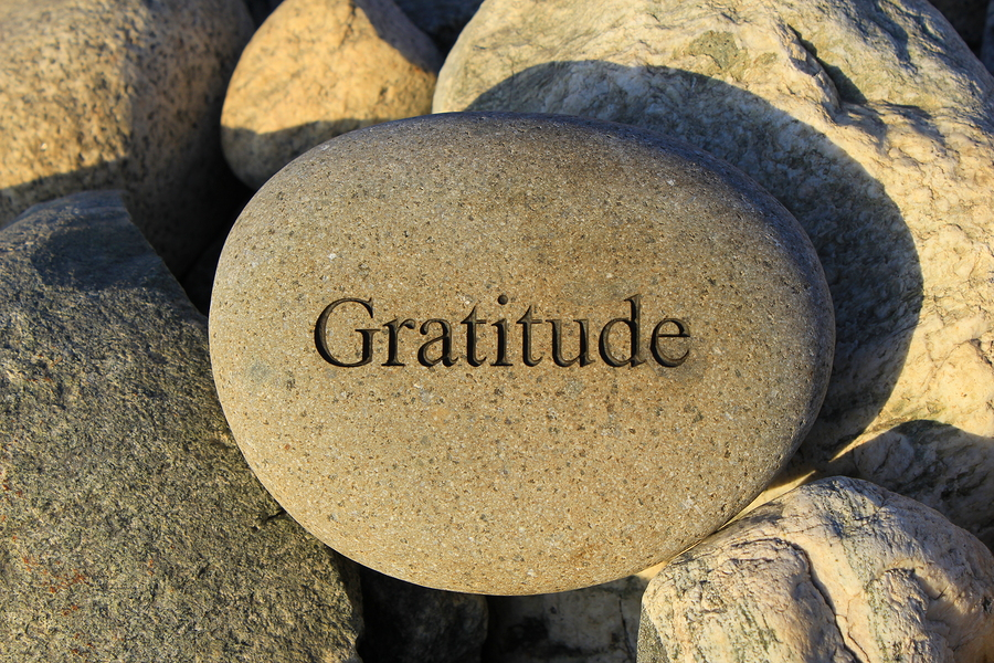 Gratitude and Loving Yourself